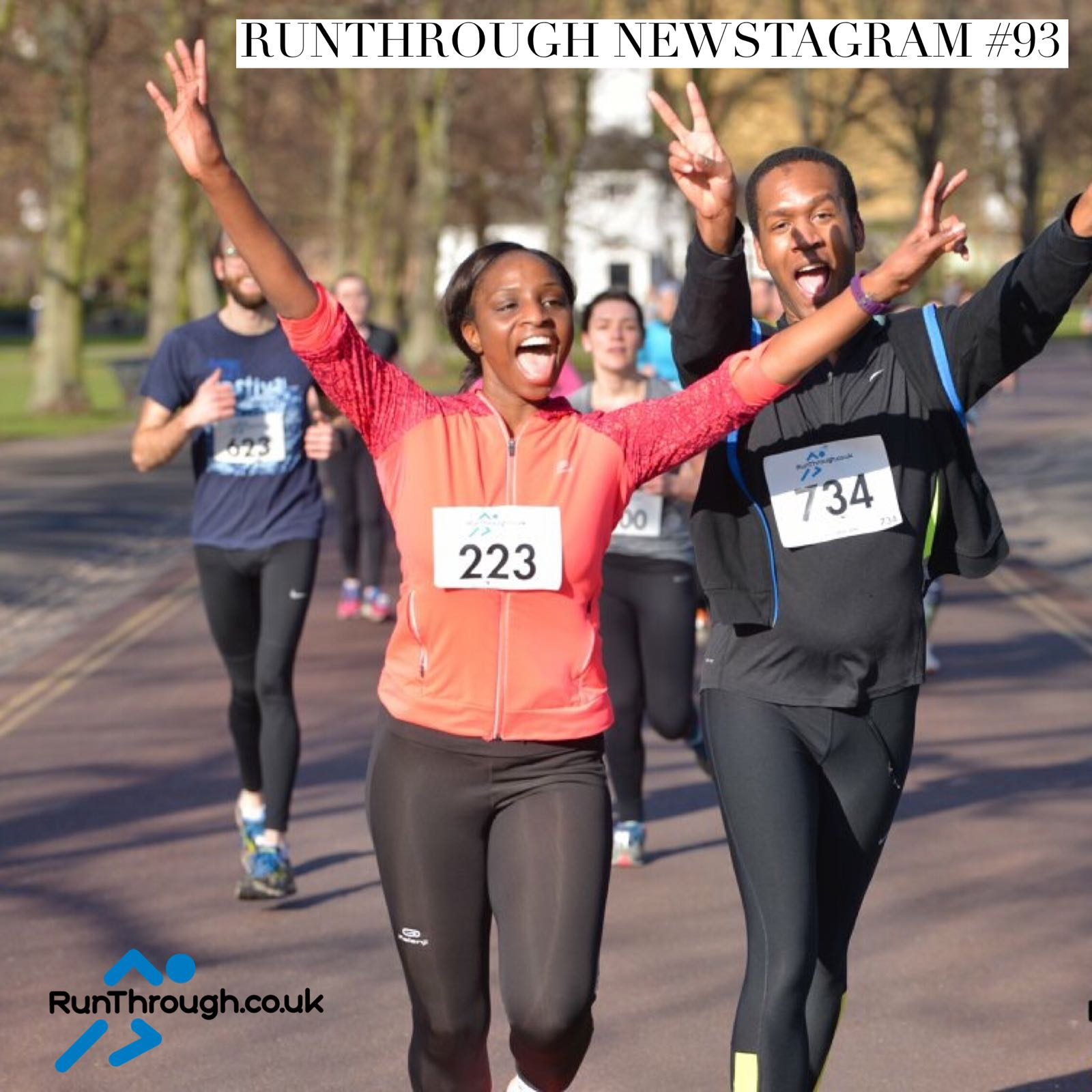 RunThrough Newsletter 5th March 2018
