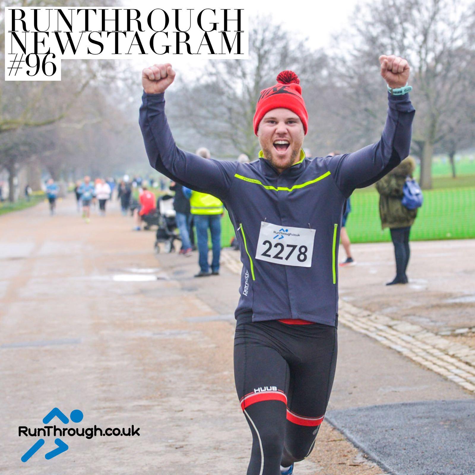RunThrough Newsletter 26th March 2018