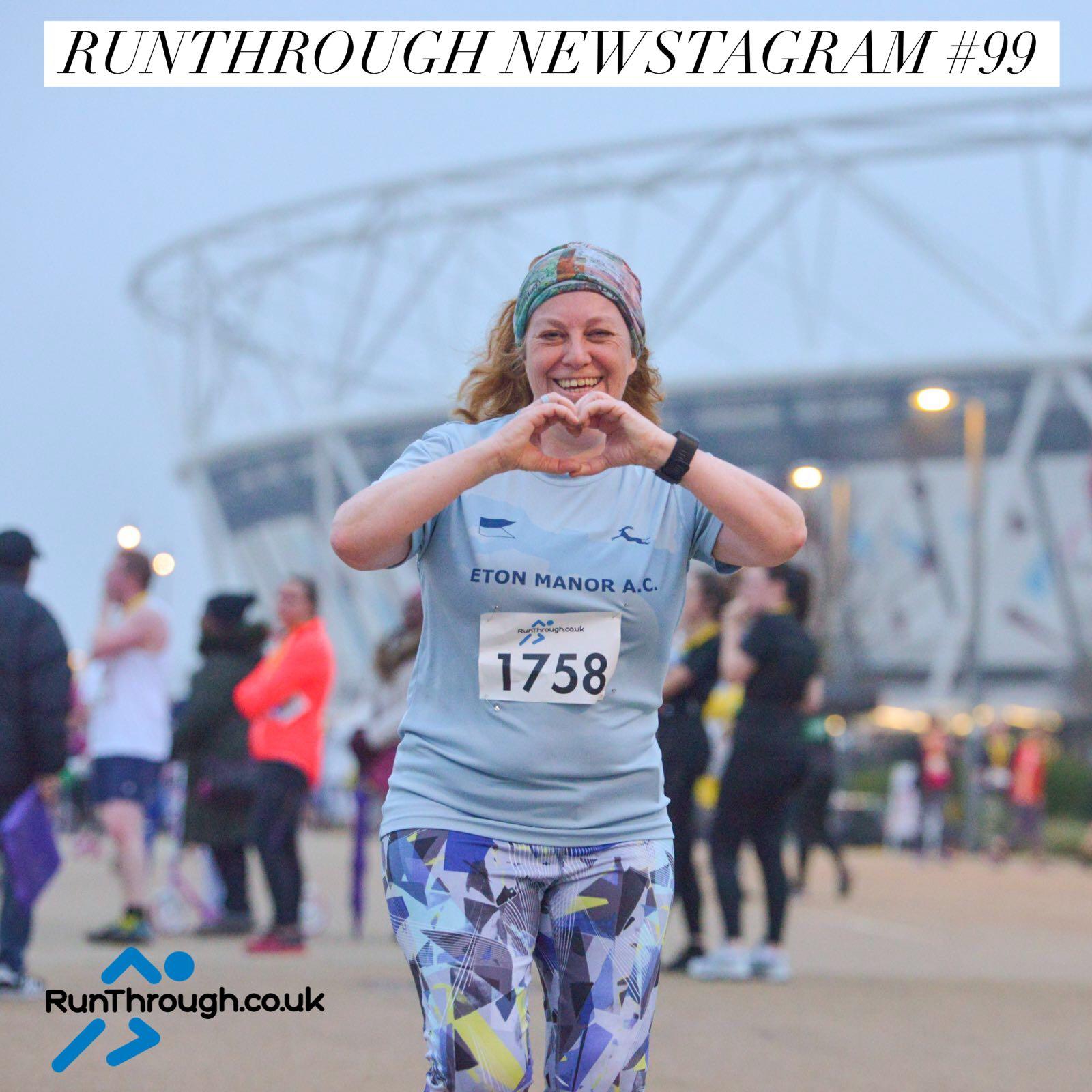 RunThrough Newsletter 16th April 2018