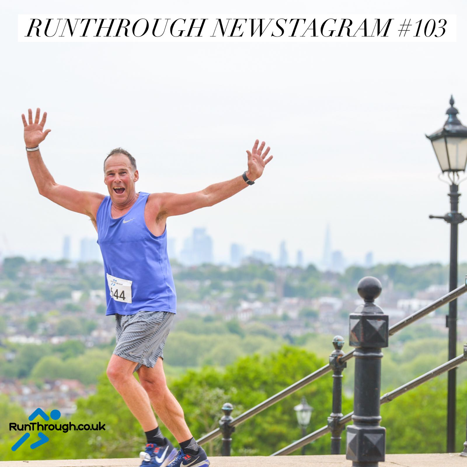 RunThrough Newsletter 14th May 2018