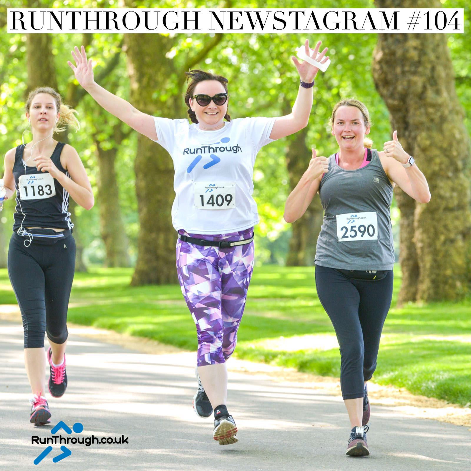 RunThrough Newsletter 21st May 2018