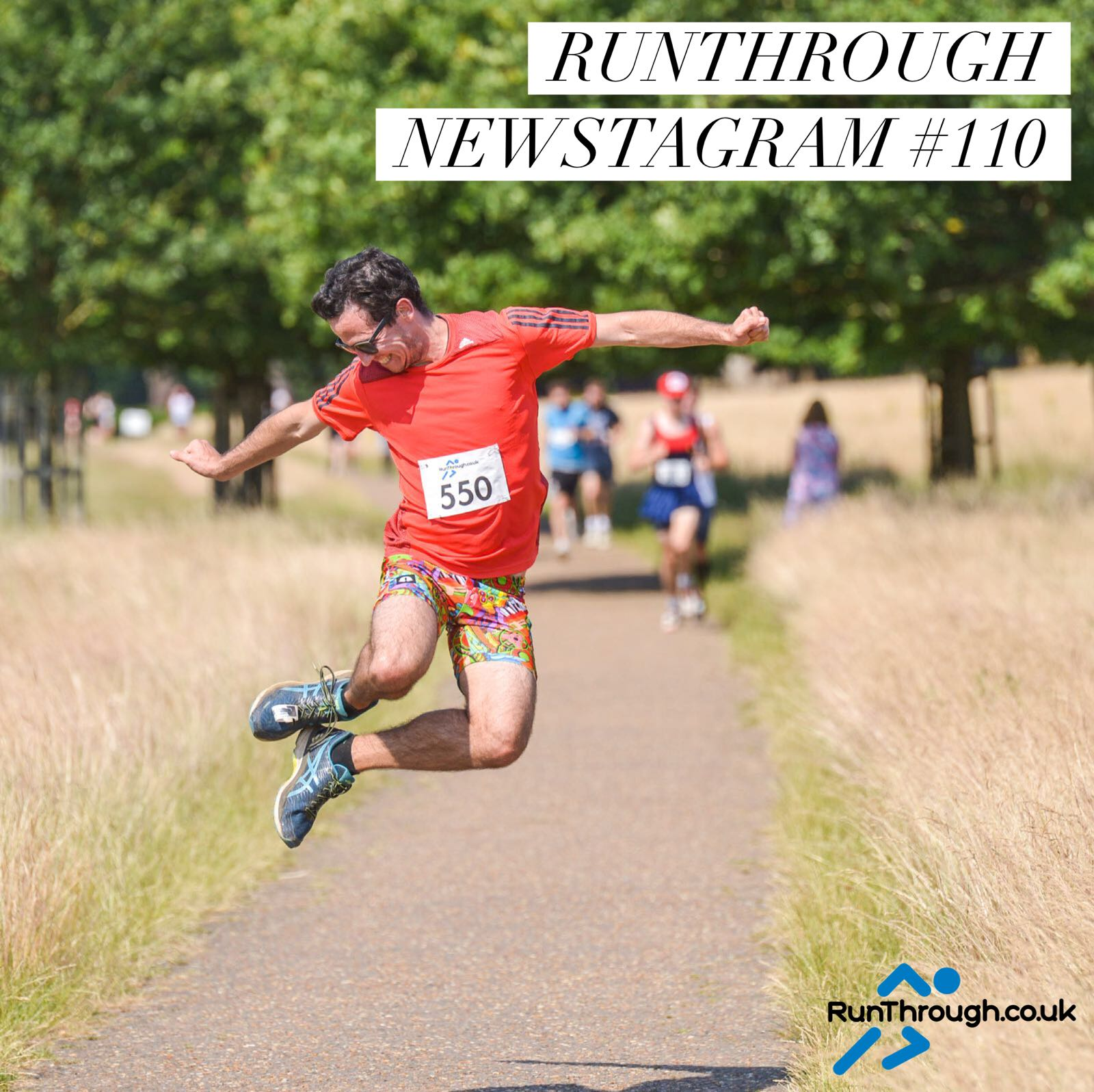 RunThrough Newsletter 2nd July 2018