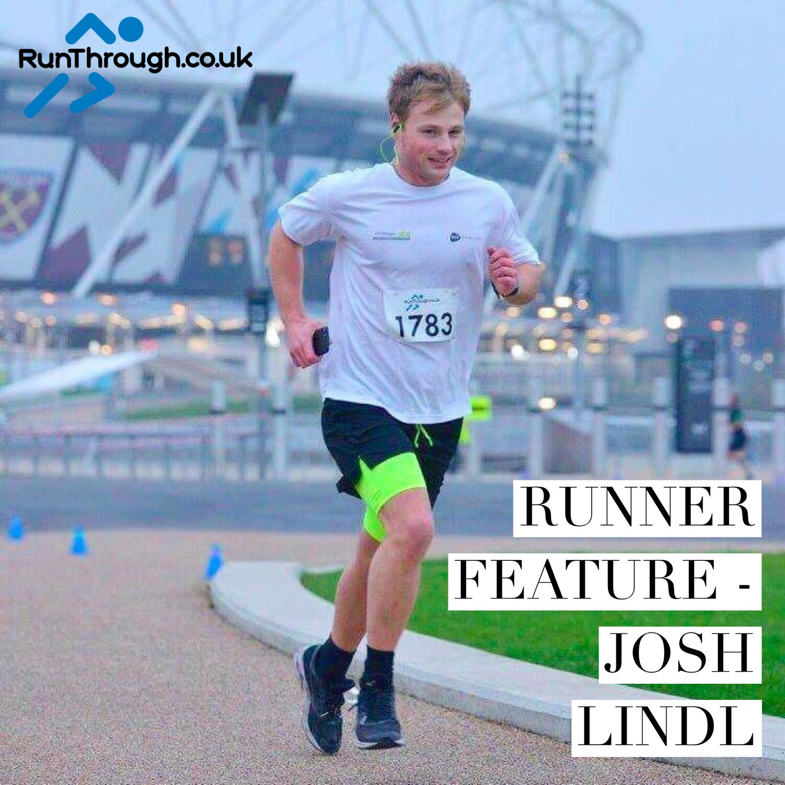 Runner Feature – Josh Lindl