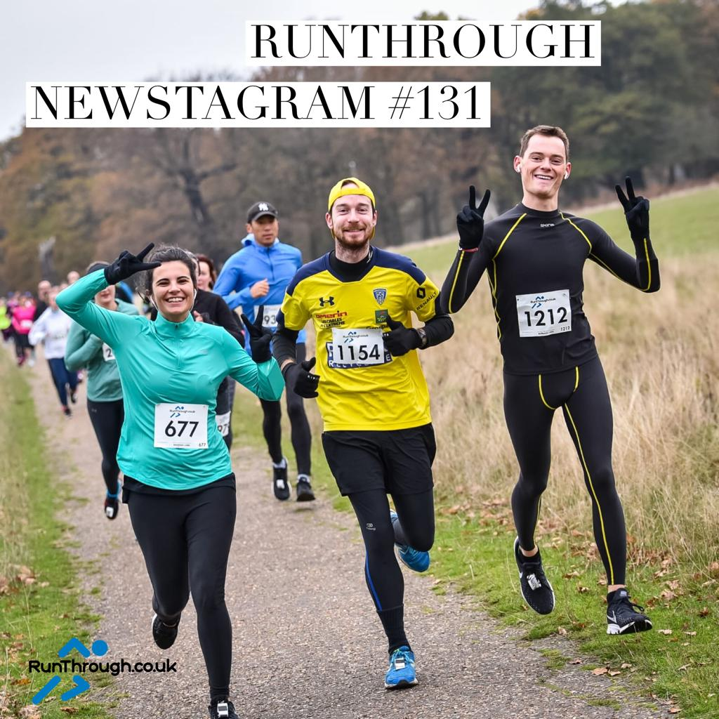 RunThrough Newsletter 26th November 2018