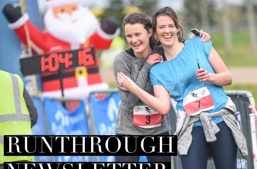 RunThrough Newsletter 21st December 2020