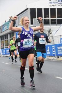 Running with diabetes RunThrough Running Club London