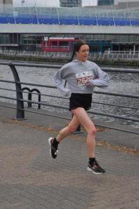 Runner Feature - Cara Bradley RunThrough Running Club London
