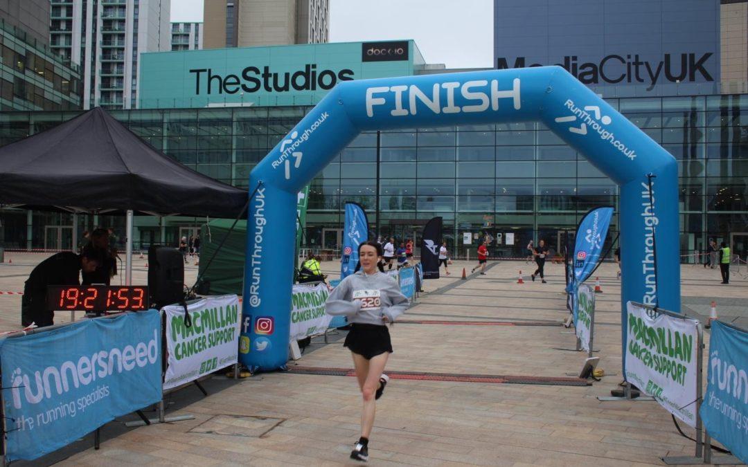 Runner Feature – Cara Bradley