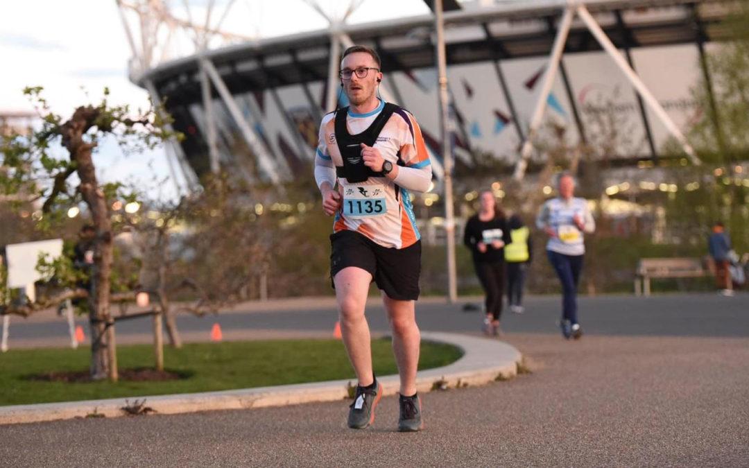 Runner Feature – Fraser Gill
