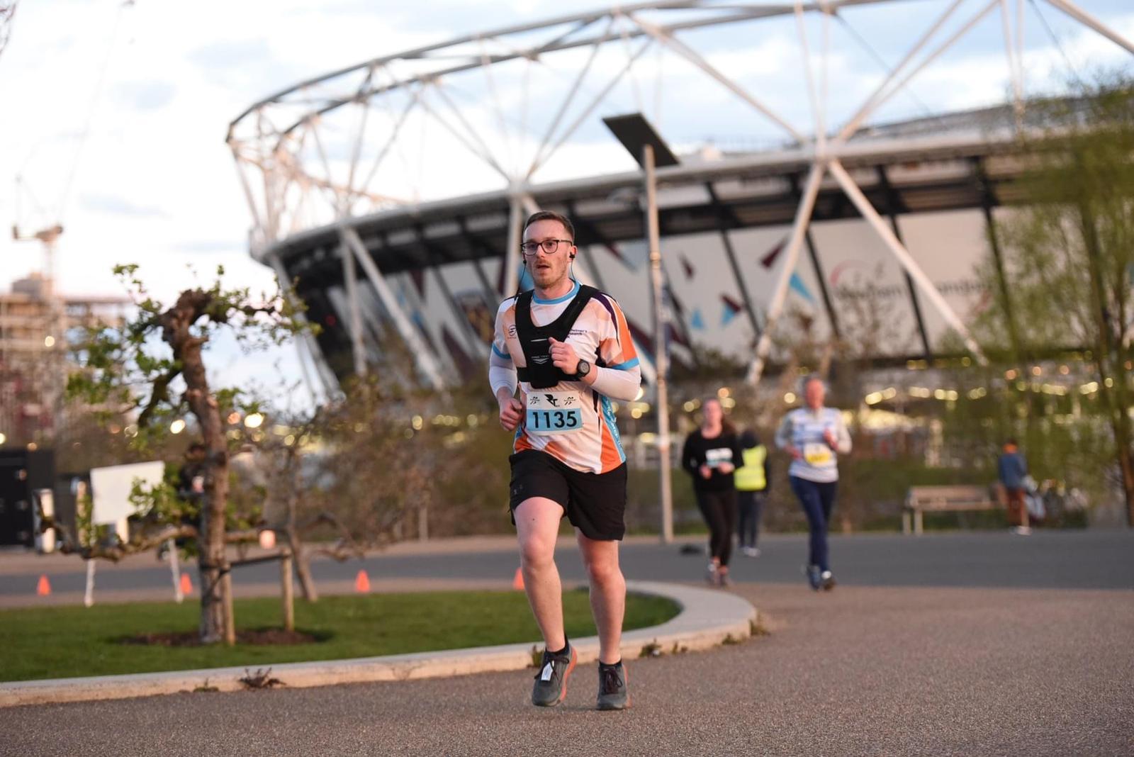 Runner Feature - Fraser Gill RunThrough Running Club London