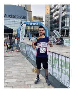 Runner Feature - Ivo Maciel RunThrough Running Club London