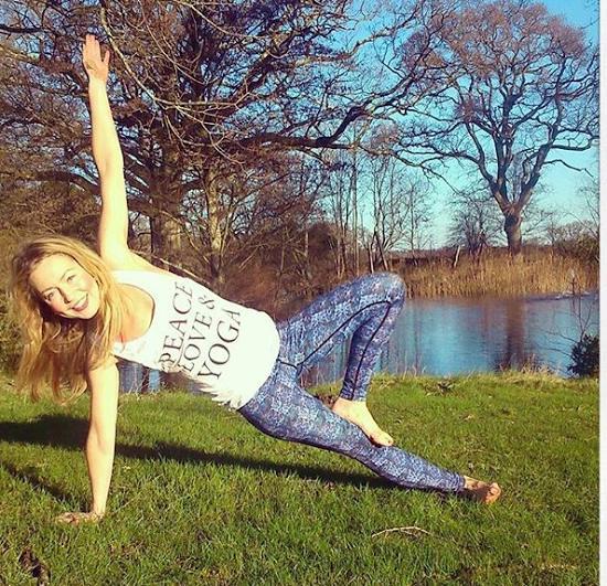 Yoga for Runners RunThrough Running Club London
