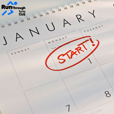 5 New Year Resolutions That Runners Make RunThrough Running Club London