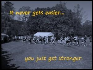 Getting faster RunThrough Running Club London