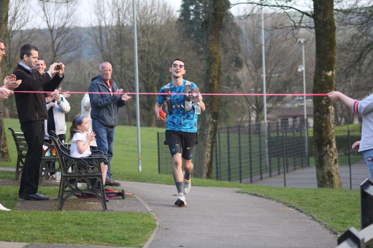 Runner Feature - Danny Kristof RunThrough Running Club London