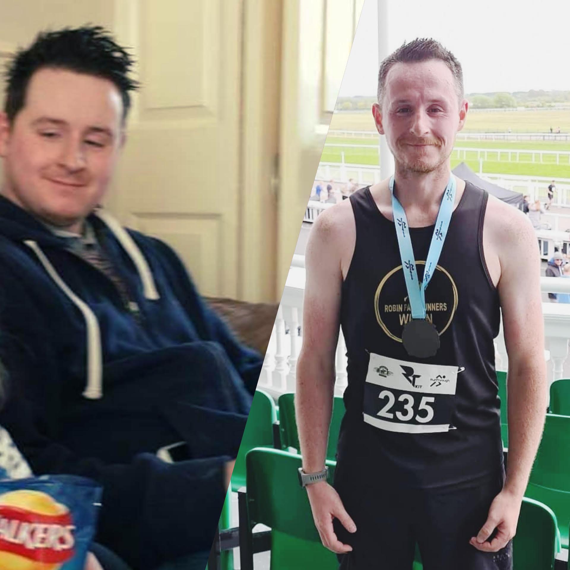 Runner Feature - David Lawless RunThrough Running Club London