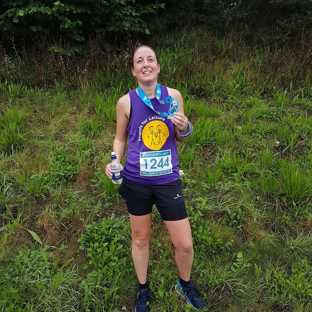 Runner Feature - Helen Croft RunThrough Running Club London