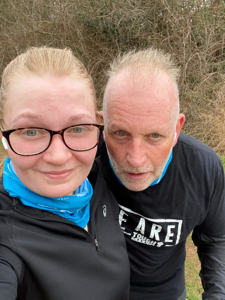 Runner Feature - Andrew & Ellie RunThrough Running Club London