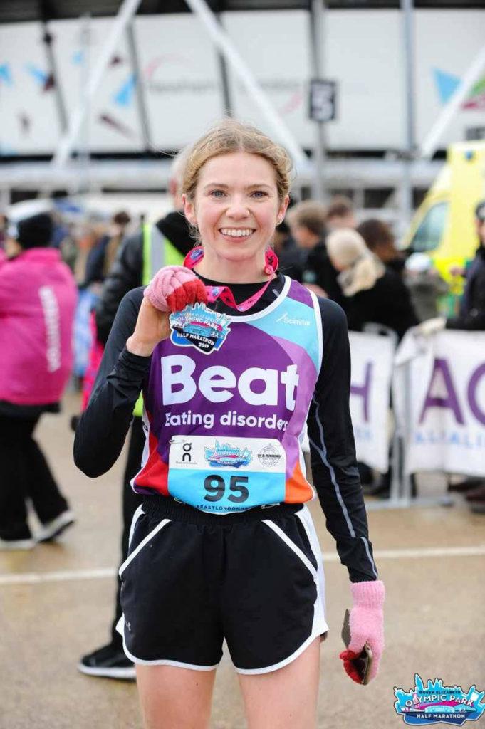 Runner Feature - Molly Bryan RunThrough Running Club London