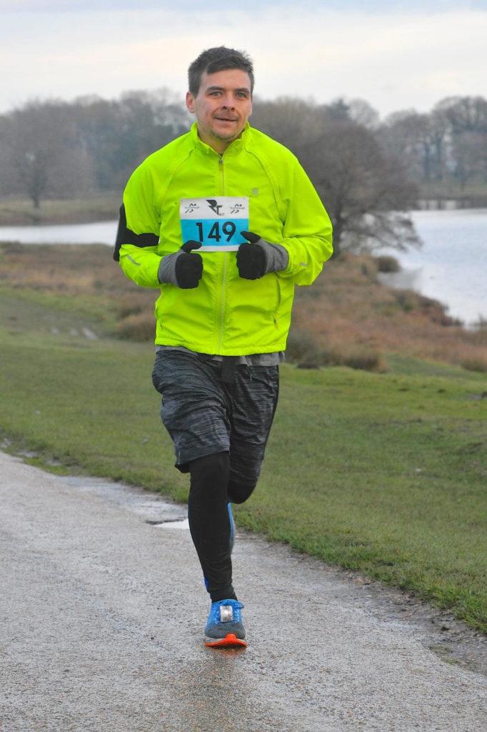 Runner Feature - Tony Crone RunThrough Running Club London