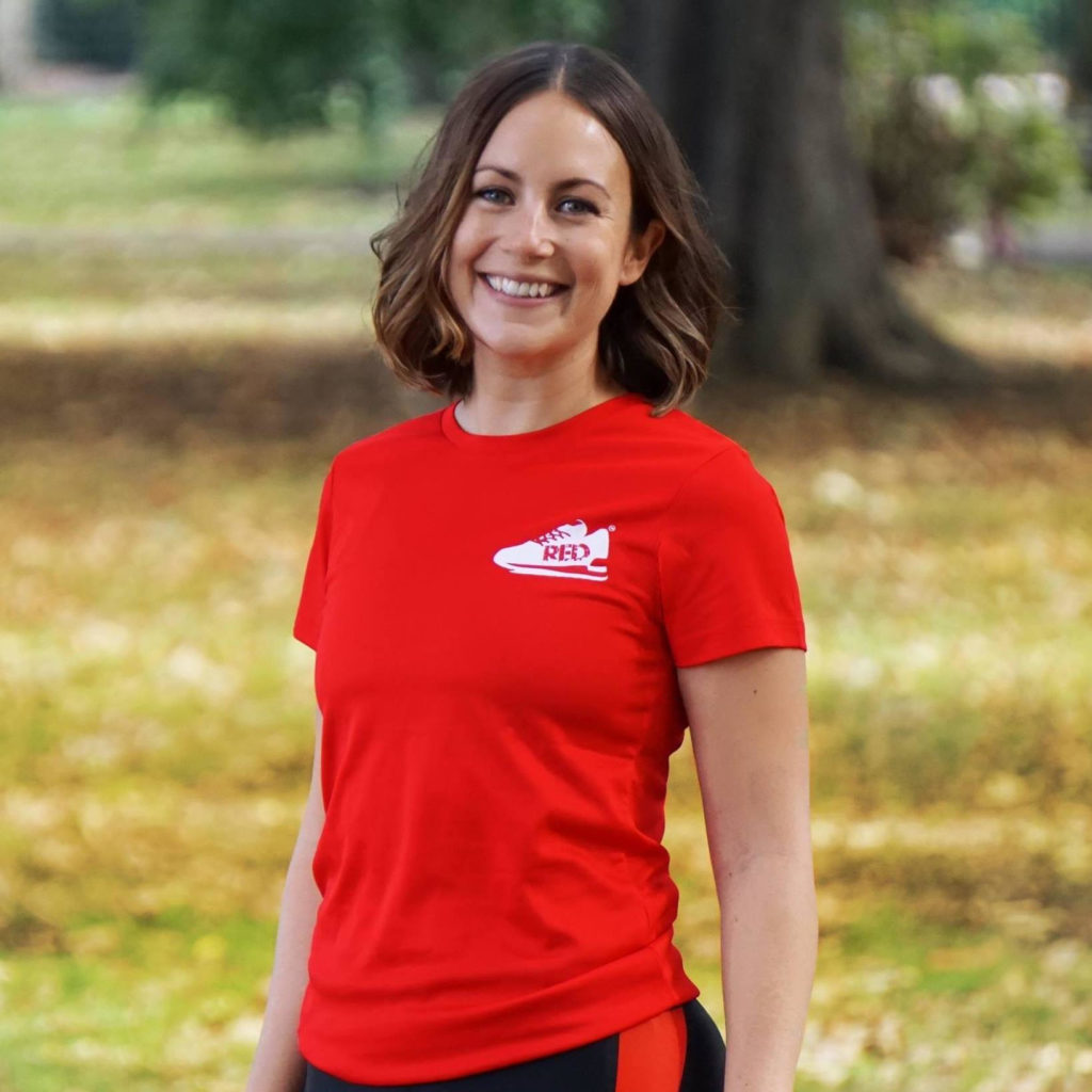 Runner Feature - Hannah Beecham RunThrough Running Club London