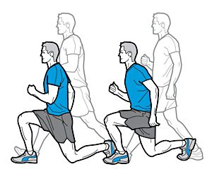 Warm Up Stretches for Runners RunThrough Running Club London
